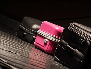 Hand Luggage Arrangements
